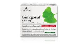 Ginkgosul 6.000mg, 60 comprimidos
