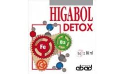 Higabol Detox (antes DINAMIVIT), 20 sobres