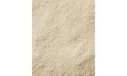 Harina de almendra ecológica cruda repelada, 500gr