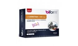 L-CARNITINA 2000MG, 14 viales