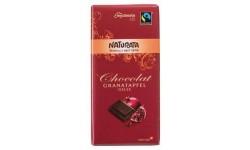Tableta de chocolate con granada ECO, 100g