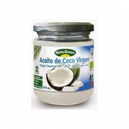 Aceite de Coco Virgen Bio 215ml / 200gr