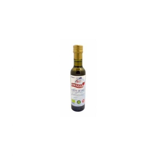 Aceite de semillas de lino Omega 3
