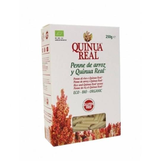 Penne de arroz y Quinua Real