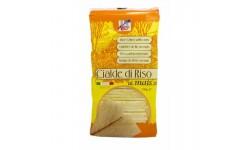 Tostas de arroz y maíz