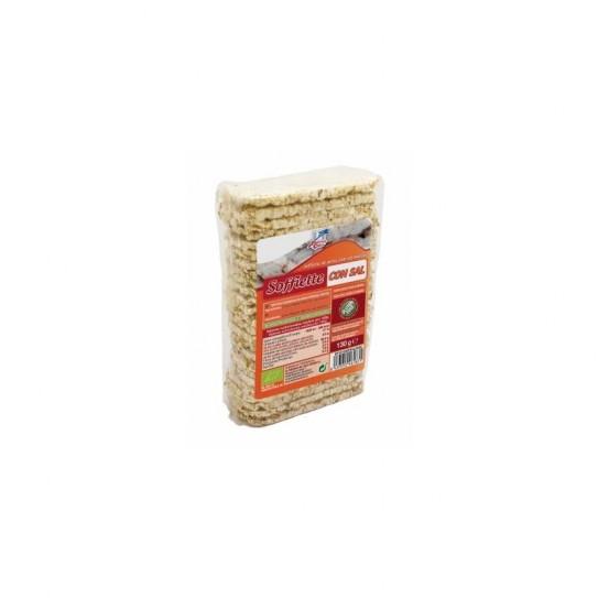 Soffiette de arroz con sal