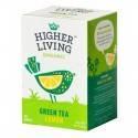 Té verde con limón BIO, 40gr