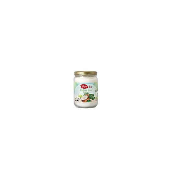 ACEITE DE COCO VIRGEN EXTRA BIO, 500 ml