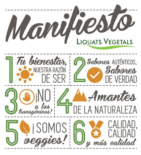 Manifiesto Liquats Vegetals